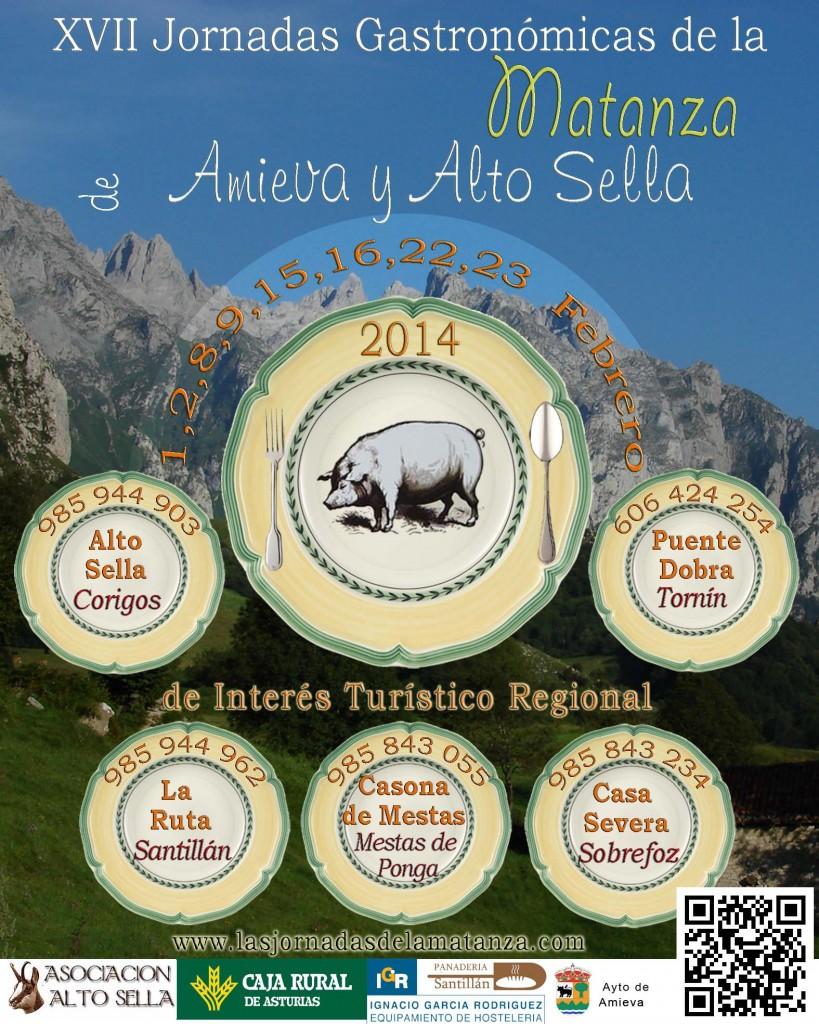 Cartel jornadas 2014